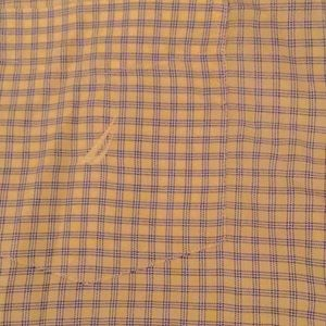 Nautica Shirts - Nautica yellow plaid long sleeves XL